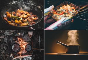 Способы приготовления продуктов