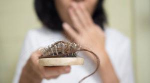 Как стресс портит ваши волосы