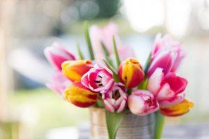 Берите с собой цветы
