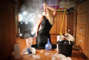 Основные причины, почему современная женщина не хочет быть домо-хозяйкой