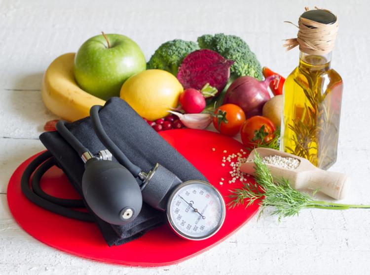 Правила правильного питания при повышенном давлении