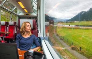 Путешествия по Украине  поездом