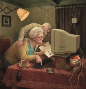 Видео-игра NeuroRacer поможет пожилым людям восстановить умственные способности