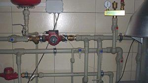 Необходимость проведения систем отопления, водоснабжения и канализации