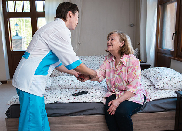 Почему пенсионеру в пансионате лучше, чем дома?
