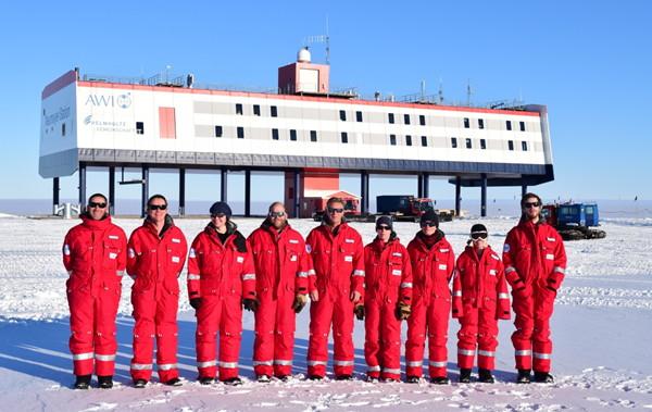 В Антарктиде у полярников уменьшился мозг