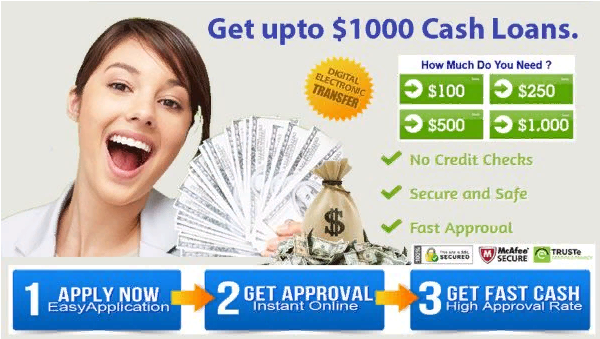 Вы можете получить денежный аванс онлайн