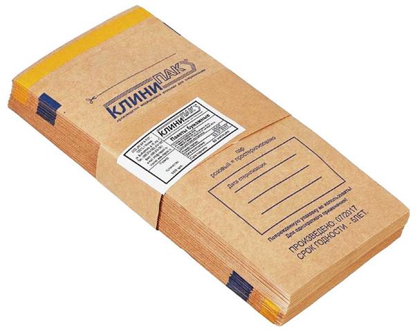 Крафт пакеты для стерилизации
