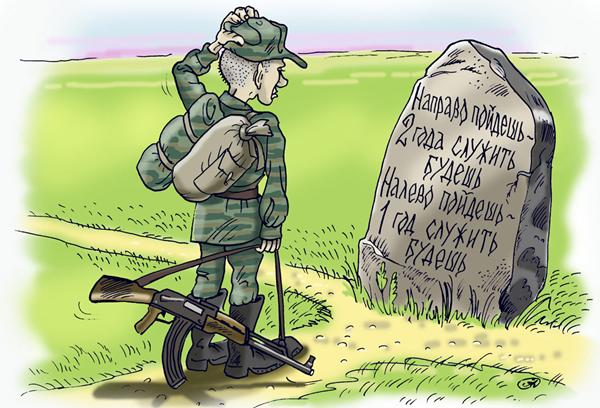 Как избежать призыва в армию или получить отсрочку