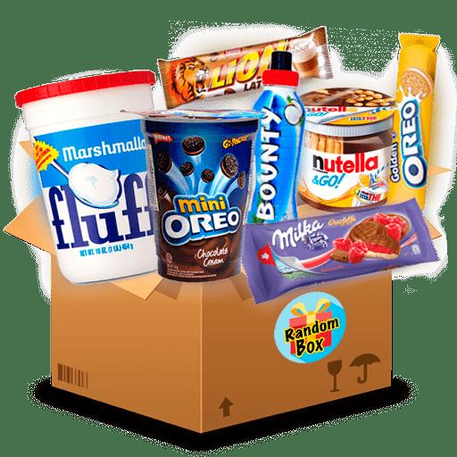 Ranbox - сюрприз - кейсы с гарантированными подарками