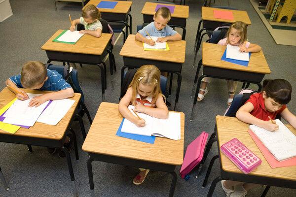 Начальное образование в Великобритании