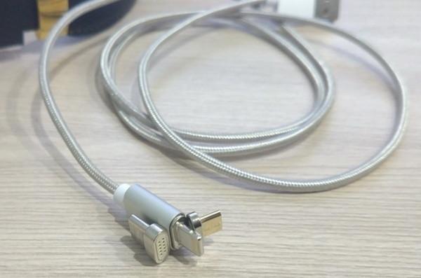 Магнитный usb кабель зарядка телефонов и планшетов