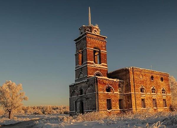 Заброшенные храмы Пермского края