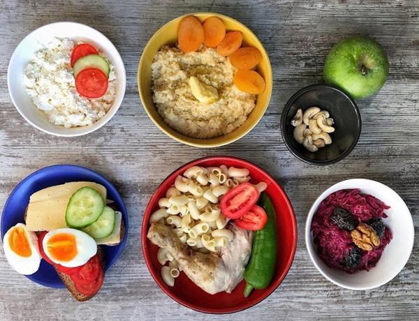 Рецепты правильного питания