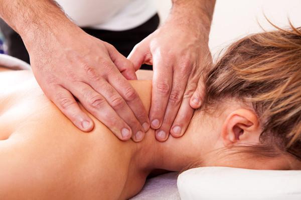 Западные техники массажа
