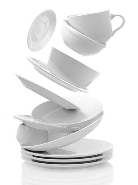 Из какой посуды безопасно есть