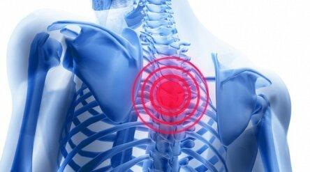 Причины болей в позвоночнике