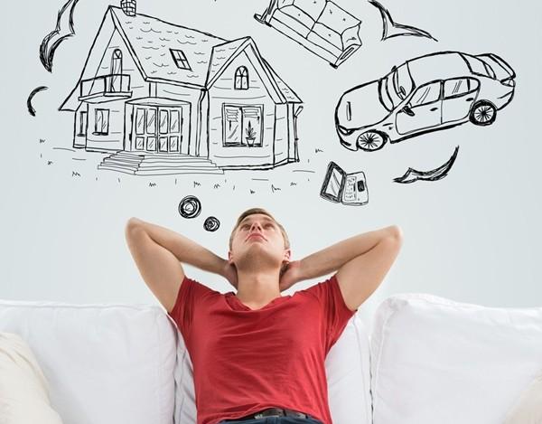 Почему люди берут кредиты?