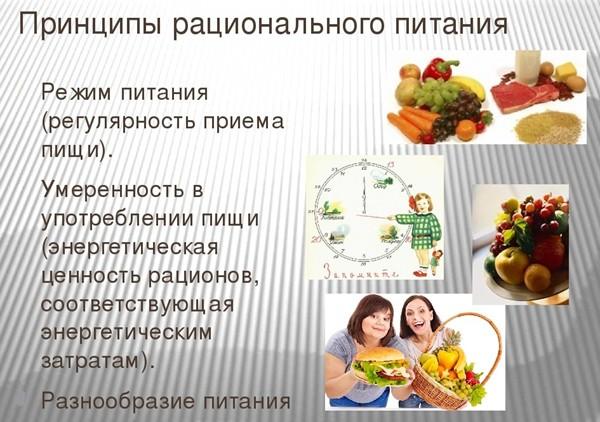 6 принципов осознанного питания