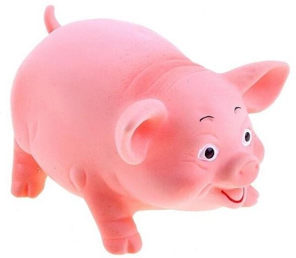 Хвостики крючком, носики пятачком — задорные игрушки Свинка Пеппа