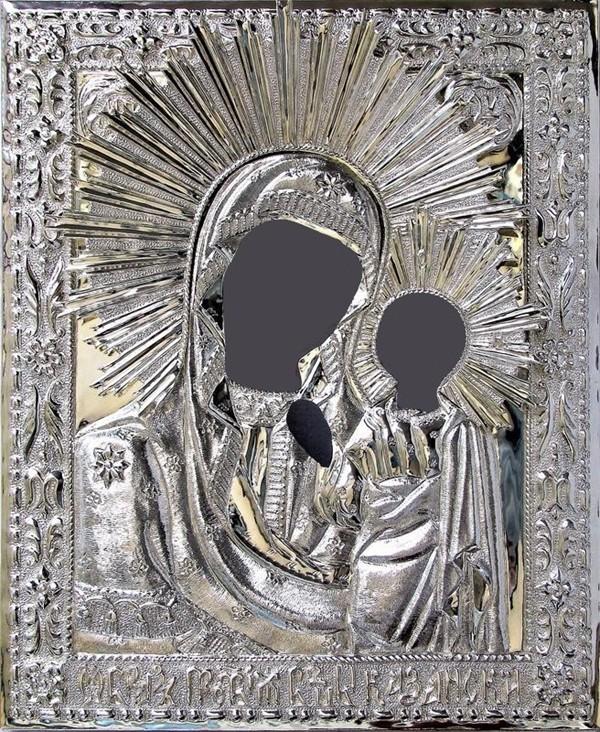 Оценка серебряных окладов икон