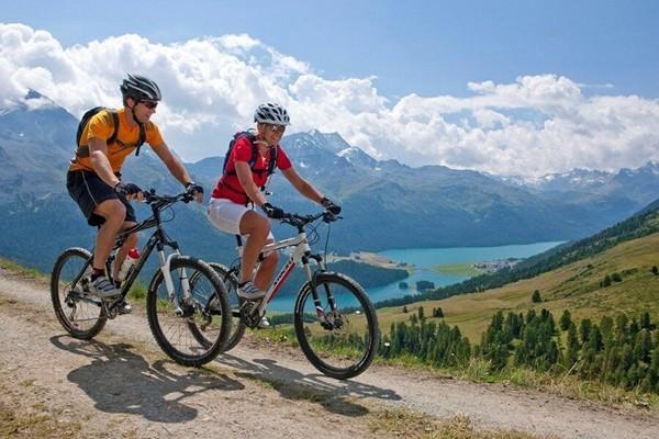 Как путешествовать на горном велосипеде